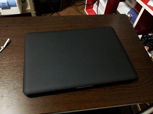 Speck 13インチ SeeThru Satin Case for MacBook Pro