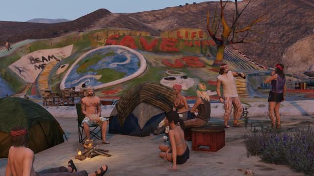 Die Hippie, Die