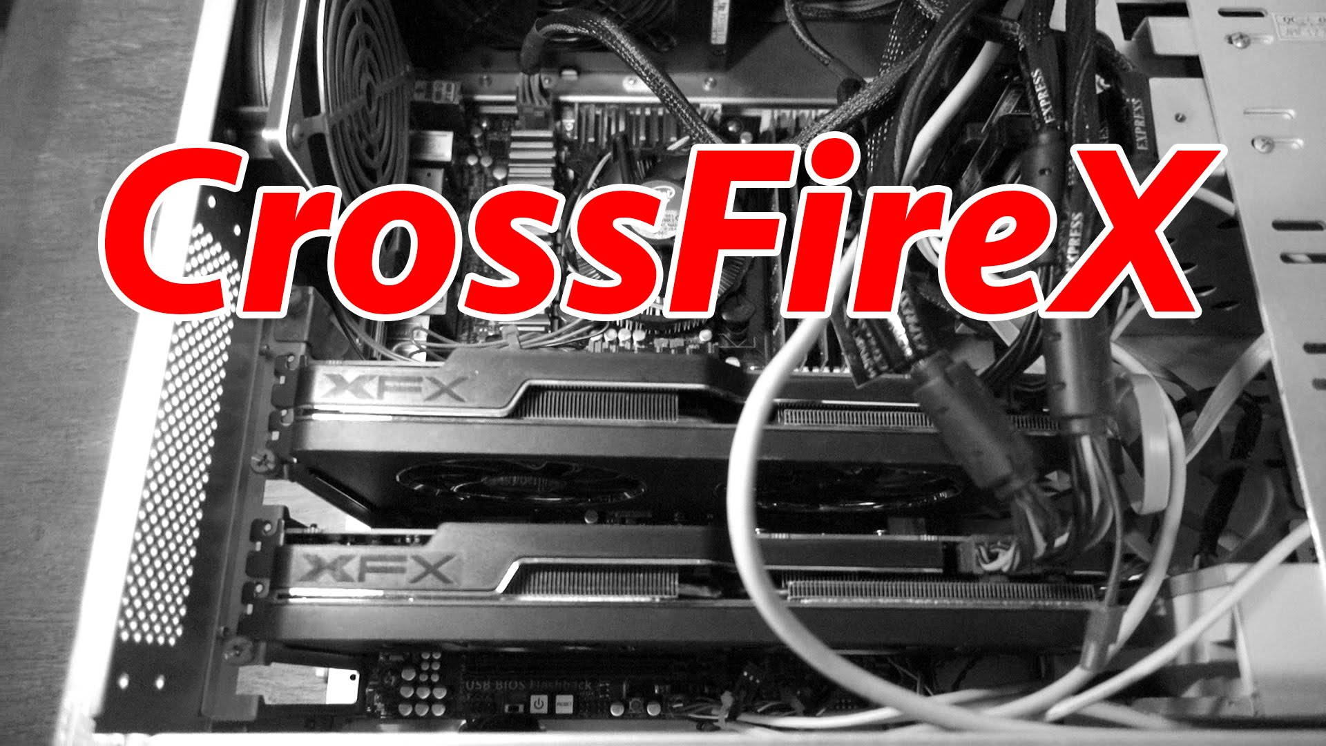 Radeon R9 290 CrossFireX