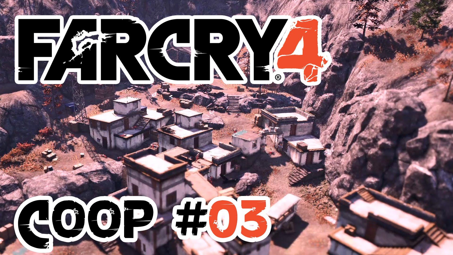 【ドゥルゲシュからの脱出】FarCry4 COOP #03