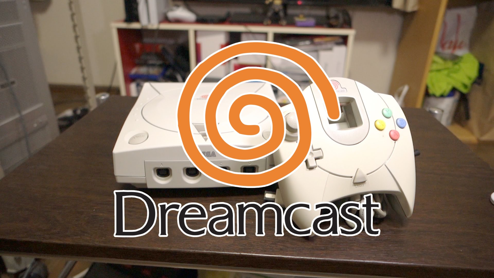 【長年の夢】中古のDreamcastを購入【ようやく達成】