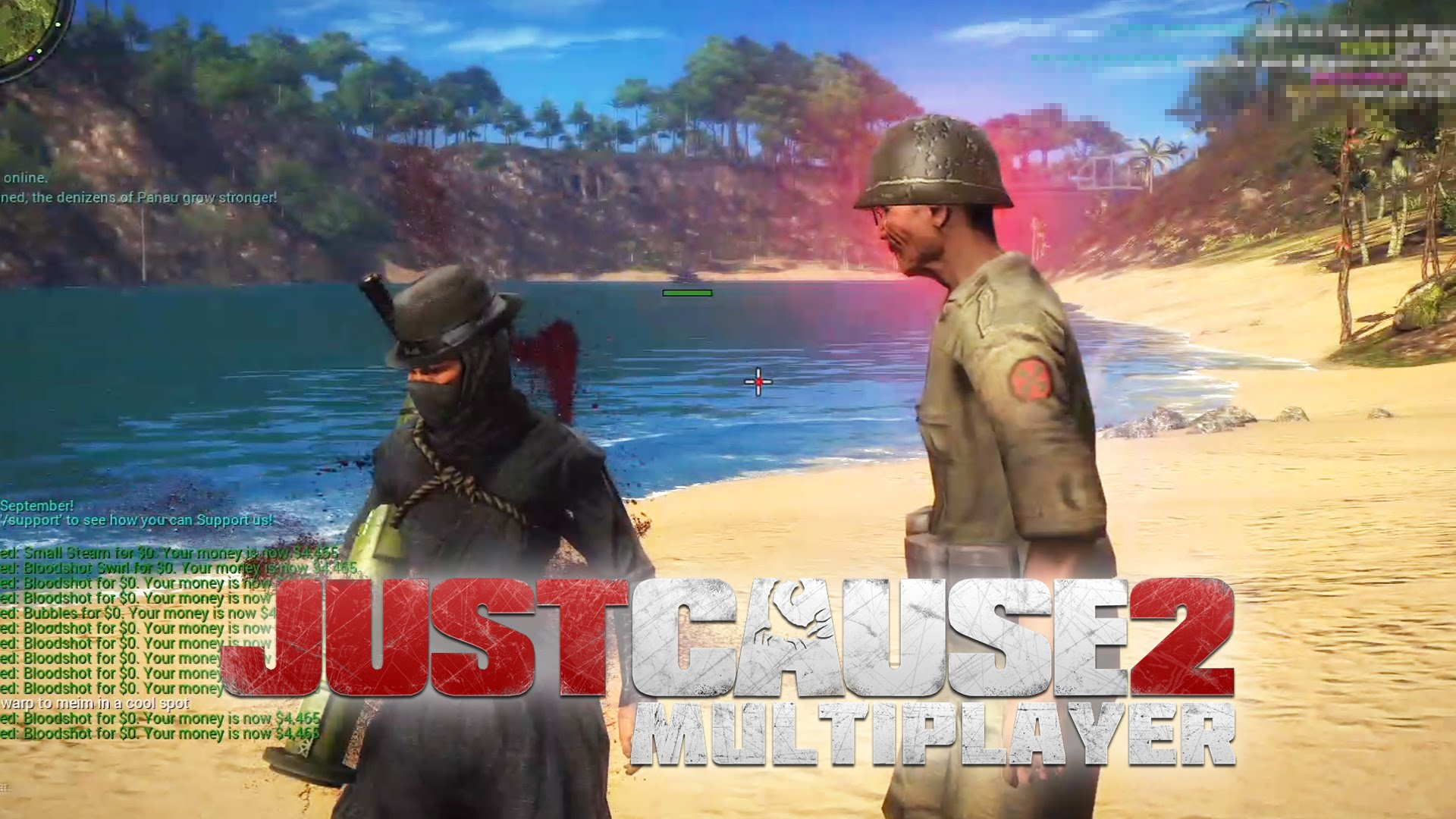 【JC2-MP】Just Cause 2 Multiplayer