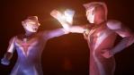 第17話「コスモス VS ジャスティス」ウルトラマン3-FightingEvolution