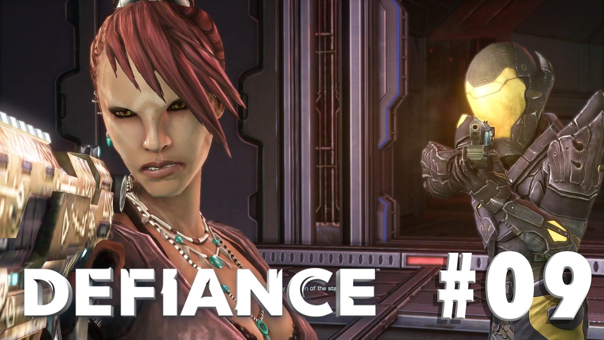 Defiance #09【MMOTPS】
