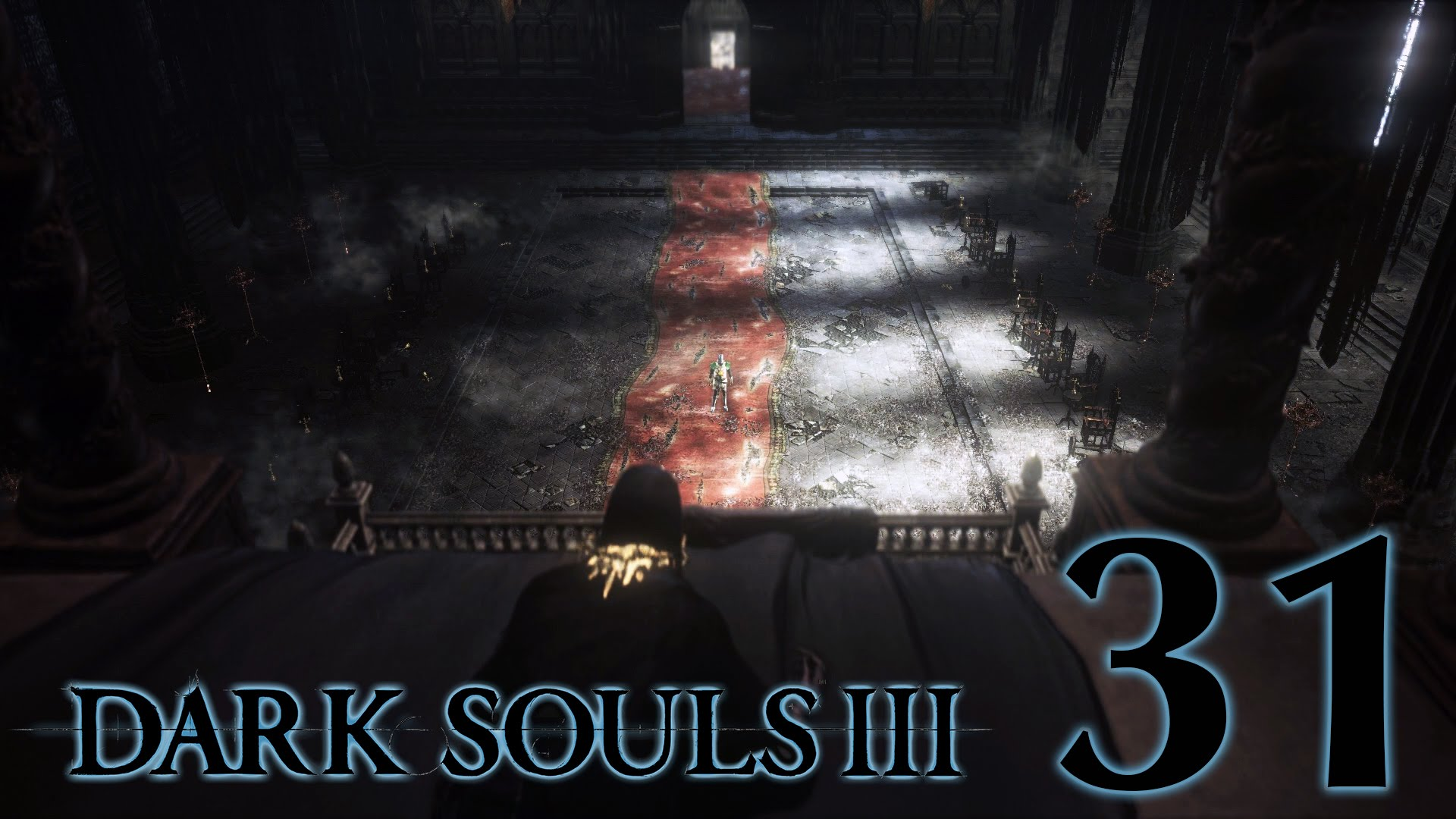 #31【PC版】 DARK SOULS Ⅲ (ダークソウル 3) 【大書庫】