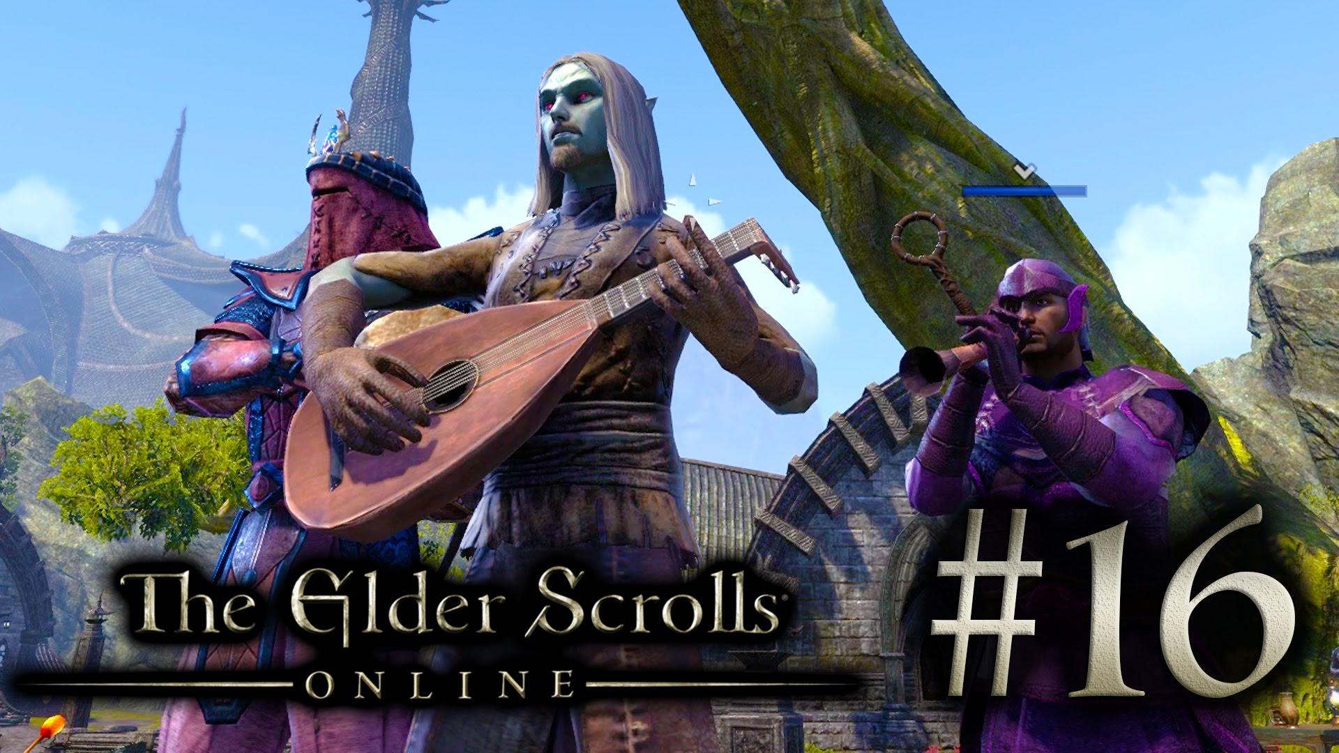 #16 The Elder Scrolls Online [エルダー・スクロールズ・オンライン]