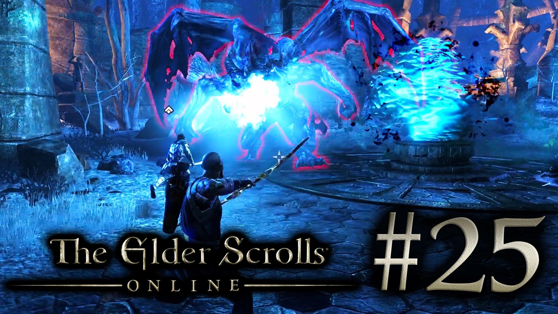 #25 The Elder Scrolls Online [エルダー・スクロールズ・オンライン]