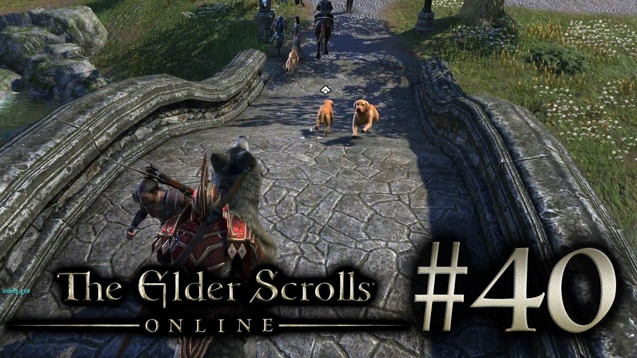 #40 The Elder Scrolls Online [エルダー・スクロールズ・オンライン]