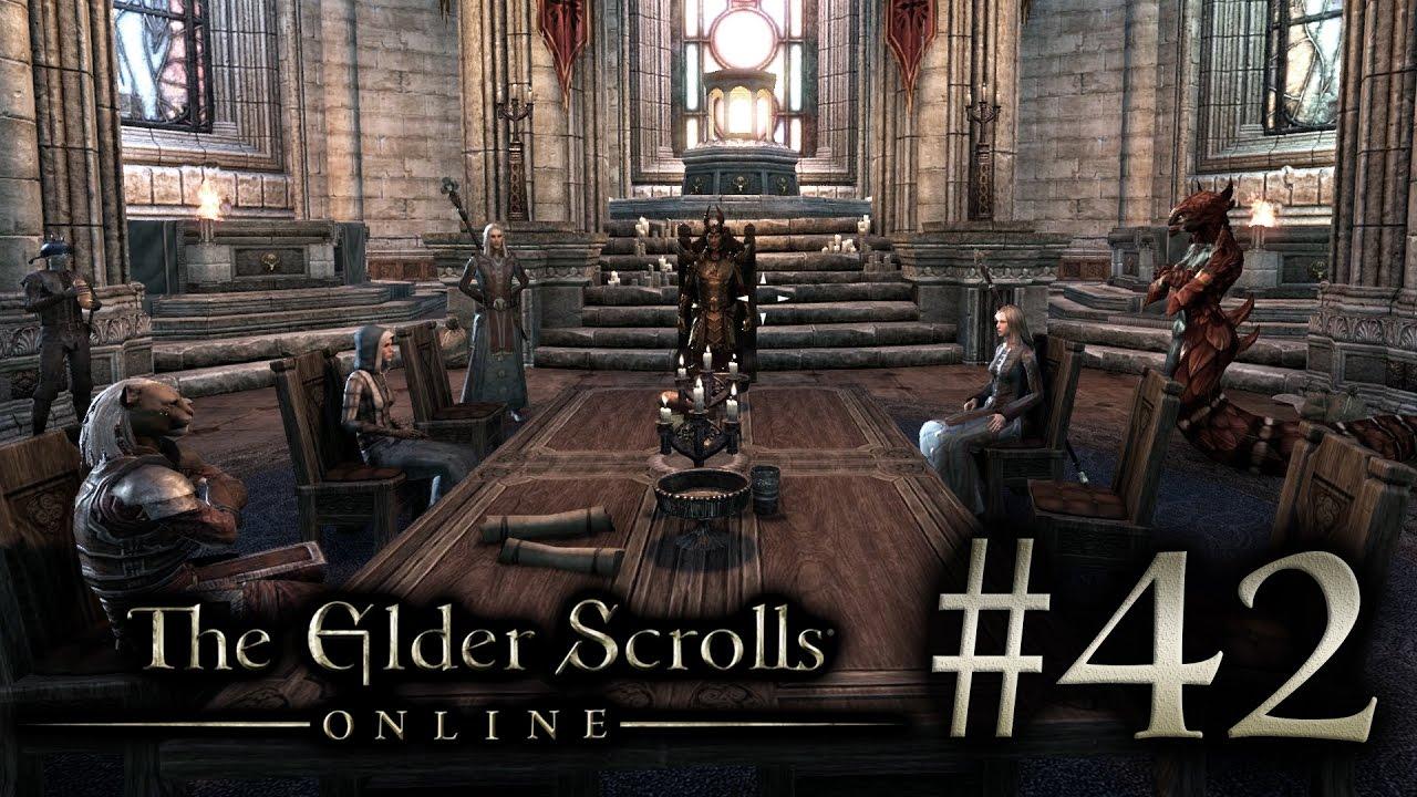 #42 The Elder Scrolls Online [エルダー・スクロールズ・オンライン]