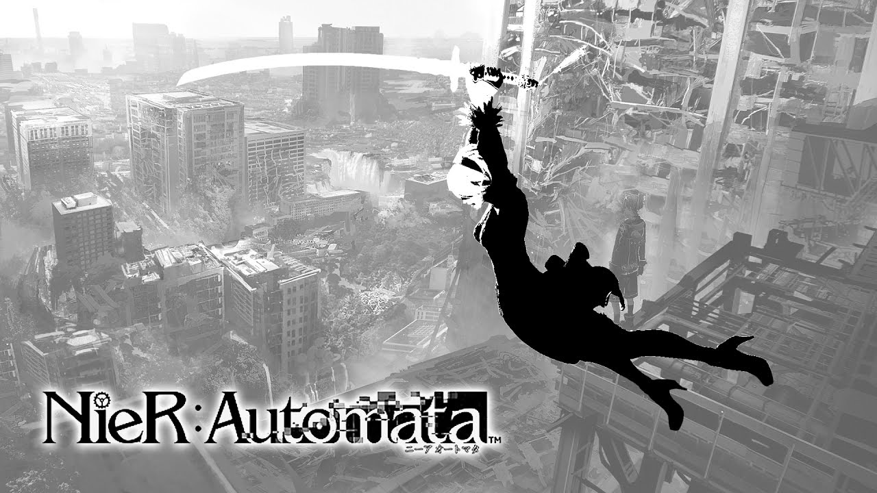 【PS4】『NieR:Automata』(ニーアオートマタ)体験版