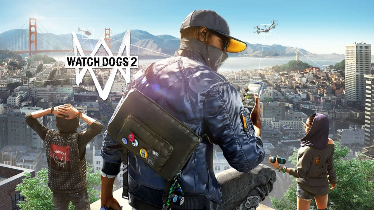 【PC版】Watch Dogs 2 Coopプレイ記録